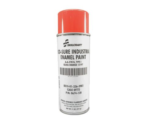 Skilcraft Eco Sure A A 2787 Enamel Paint Industrial