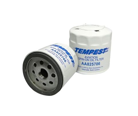 Tempest AA852706 Rotax 912/914 Spin-On Oil Filter