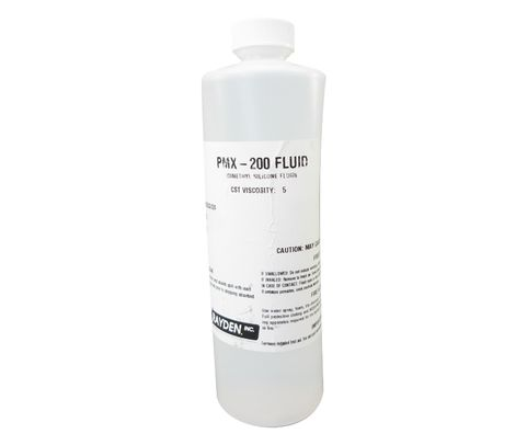 DOW® XIAMETER™ PMX-200 Clear 5 cSt Silicone Fluid - Pint Bottle