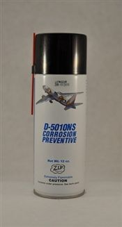 Zip Chem� 002045 Cor-Ban� D-5010NS / ZC-010 Brown Penetrating Oil & Corrosion Inhibiting Compound - 12 oz Aerosol Can