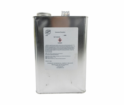 Zip Chem� 009412 Cor-Ban� D-5010NS / ZC-010 Brown Penetrating Oil & Corrosion Inhibiting Compound - Gallon Can