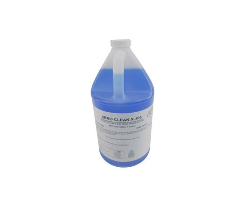 Zip Chem 009432 Calla X-405 EPA DfE Approved Aircraft Glass & Transparency Cleaner - Gallon Can