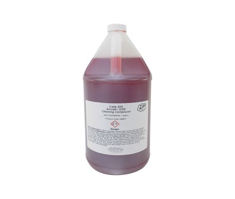 Zip-Chem� 009611 Calla� 500 Domestic Variant Aircraft Cleaning & Degreasing Compound - Gallon Jug