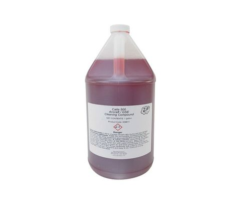 Zip-Chem� 009444 Calla� 500 Overseas Variant Aircraft Cleaning & Degreasing Compound - Gallon Jug