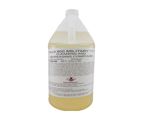 Zip Chem 009446 Calla 800 Military Aircraft Heavy-Duty Cleaner & Degreasing Compound - Gallon Can