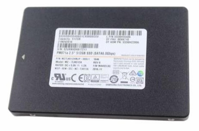 00KT017 Lenovo 512GB SATA 6Gbps 2.5-inch Internal Solid State Drive (SSD)