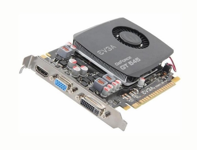 015P31545LA EVGA GeForce GT 545 1536MB 192-bit DDR3 PCI Express 2.0 x16 Dual Link DVI-I/ HDMI/ VGA Video Graphics Card