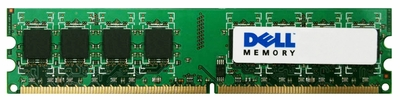 0GJ481 Dell 1GB DDR2 PC2-4200 DDR2-533MHz non-ECC Unbuffered CL4 240-Pin DIMM Memory Module