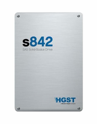0T00177 HGST Hitachi s842 Series 400GB MLC SAS 6Gbps Mainstream Endurance 2.5-inch Internal Solid State Drive (SSD)