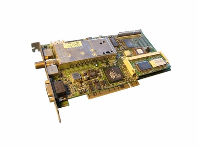 109-41500-00 ATI All-In-One 8MB TV Tuner Video Graphics Card