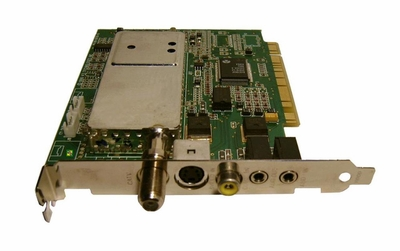 109-56700-10 ATI TV All-In-Wonder PCI Video Graphics Card with TV Tuner