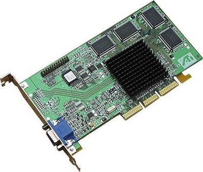 109-63108-10 ATI Rage 128 16MB VGA AGP Video Graphics Card