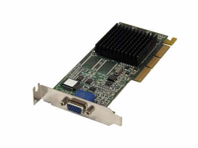 109-73100-02 ATI Rage 128 Pro Ultra GL 32MB VGA AGP Video Graphics Card