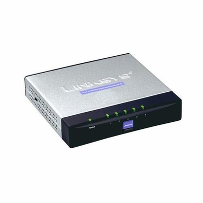 CG15VS4 Linksys 4-Port VGA + Audio Switch With Cable