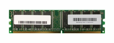DP277AV HP 512MB PC3200 DDR-400MHz non-ECC Unbuffered CL3 184-Pin DIMM Memory Module