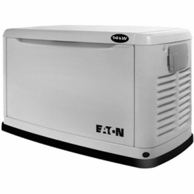 EGEN14 Eaton 14kw Air Cld Stby Gen Scaqmd