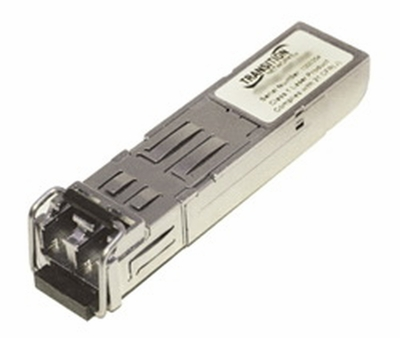 TN-GLC-FE-100BX-D Transition 100Mbps 100Base-BX-D Single-mode Fiber 10km 1550nmTX/1310nmRX LC Connector SFP Transceiver Module for Cisco Compatible