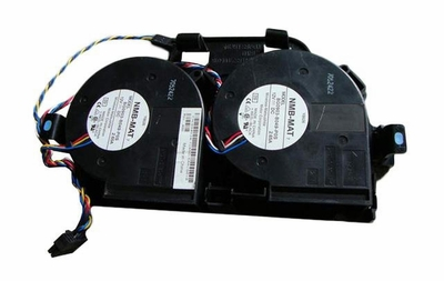 X8934 Dell Dual Fan CPU Blower Assembly for PowerEdge 850 Server