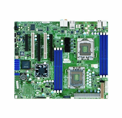 X8DAL-I-O SuperMicro Intel 5500 Chipset Xeon Processors Support Dual Socket LGA1366 Extended-ATX Server Motherboard