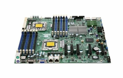 X8DT6 SuperMicro Xeon Intel 5500 Series Quad/dual-core With Qpi Up To 6.4 Gt/sintel 5 Motherborad - Motherboard
