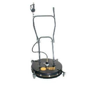 "24"" Ground Force Flat-Surface Cleaner By Whisper Wash (Pressure Washer Accessory)"
