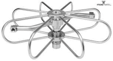 24 Inch TYR Mosmatic Adjustable Duct Spinner