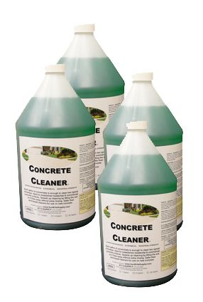 Concrete Cleaner 4 gallons