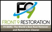 F9 Products - Easily and Safely Removes Mineral Stains Like Rust and Efflorescence!