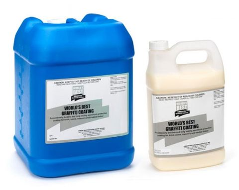 WBGR Graffiti Sacrificial Coating 5 gallons