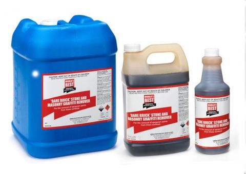 WBGR for bare brick, stone, and masonry  1 gallon
