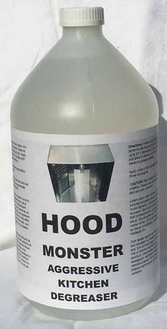 Hood monster 1 gallon