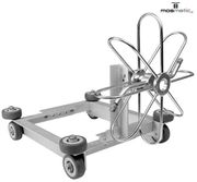 Mosmatic Duct Cleaner Cart For 12 And 16 Duct Spinners Pressure Washer Part