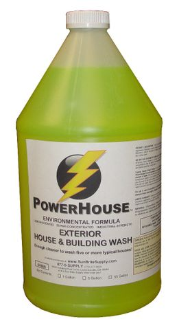 PowerHouse� Chemical Cleaner 1 gallon