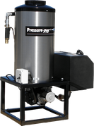 Pressure-Pro 115 VAC Vertical Hot Box Water Heater 4000 PSI 6 GPM - Pressure Washing Equipment