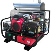 Pressure Pro 8 GPM 120-Volt Hot Water Skid With 2500-Watt Generator- 3000 PSI Pressure Washer 8115PRO-30HG
