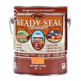 Ready Seal Deck Sealer And Stain, 1 Gallon Deck Stain