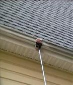Gutter Streaks and Other Specialty House and Building Cleaning Chemicals