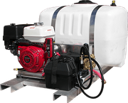 Truck-Mount Pressure Power Wash Systems