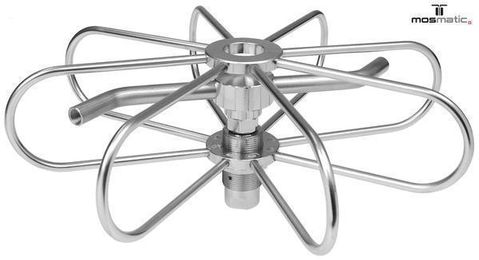 TYR Mosmatic Fixed Duct Spinner 16 Inch