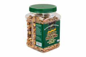 Honey Roasted Crunchy Snack Mix (28 oz Jar)