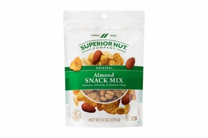 Salted Almonds Snack Mix (6oz Bag)