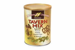 Superior Nut Salty Tavern Mix (2 Pack)