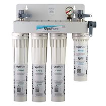 160-52070 Pentair OptiPure QT3MP Multi-Point Filtration System