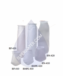 255005-03 / Pentair BPH-410-25 Filter Bag 20-Pack # 25500503