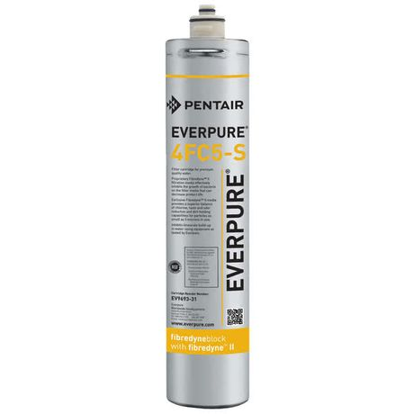 EV9693-31 Pentair Everpure 4FC5-S Water Filter Cartridge # EV969331