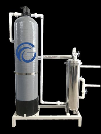 Acfs Pau Mb Galene Whole House Water Filtration System