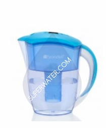 H-10B Brondell H2O+ Water Pitcher Filtration System # H10-B / H10-W