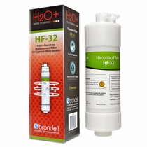 HF32 / Brondell Cypress NanoTrap Replacement Water Filter # HF-32