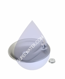 DRKR14RC  Elkay Countertop Drinking Fountain