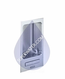 EDFB12FC  Elkay Wall-Mounted Fully Recessed Water Fountain (with Glass Filler)